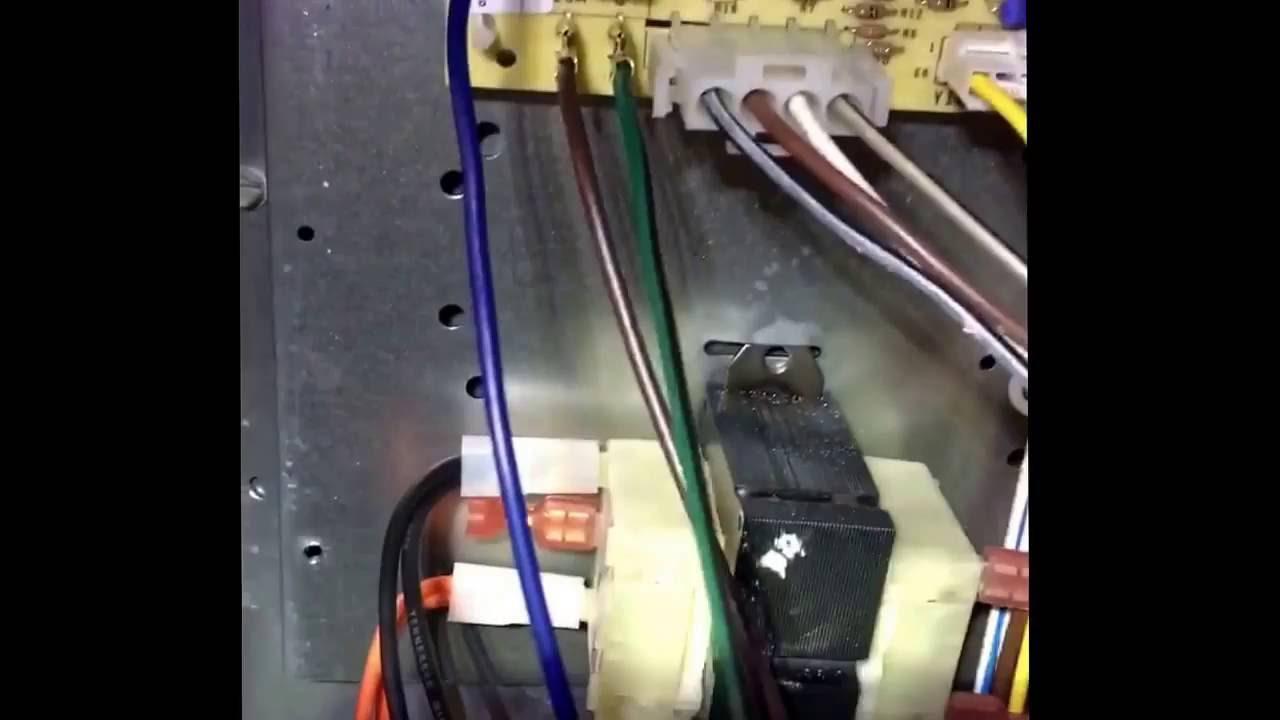 wiring locations on rheem air handler [ 1280 x 720 Pixel ]