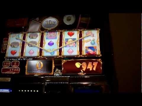 Penny Slots Bonus Rounds at Ballys Atlantic City
