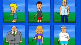 Beavis and Butthead  Bunghole in One PC Games Review