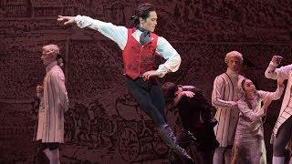 Manon: Jeffrey Cirio as Lescaut (extract) | English National Ballet