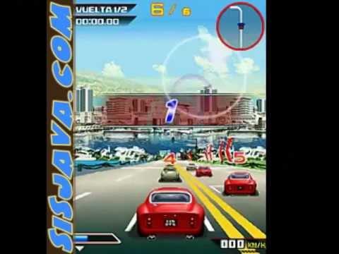 mobile game Ferrari GT 3: World Track - игра для мобильного