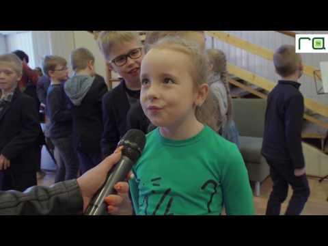 """""""Kalba vaikai"""": pirmokai – apie muzikos instrumentus"""