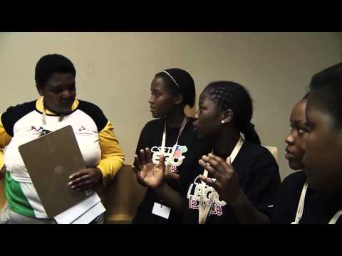 FIRST Robotics Africa Open Championships at Africa Automation Fair 2015