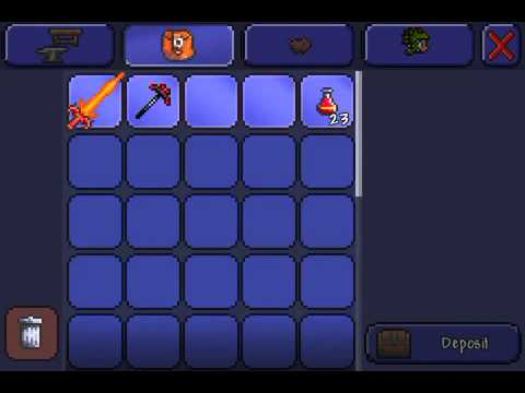 terraria android item hack tool