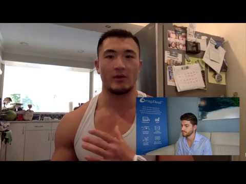 E-Commerce Fitness Website Design Testimonial From Eric Shih Fitness