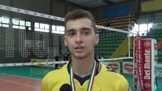28-05-2017: #delmontejunior - Nicola Salsi, il terzo posto di Modena alla Del Monte Junior League