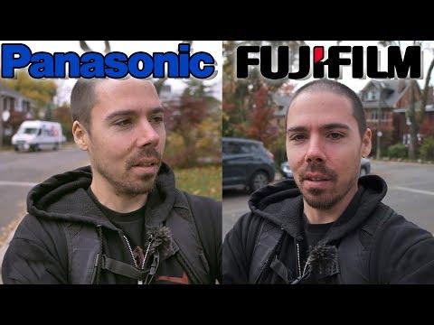 Fuji XT3 Killed My Panasonic GH5s & G85 With Perfect Skin Tone Backhand