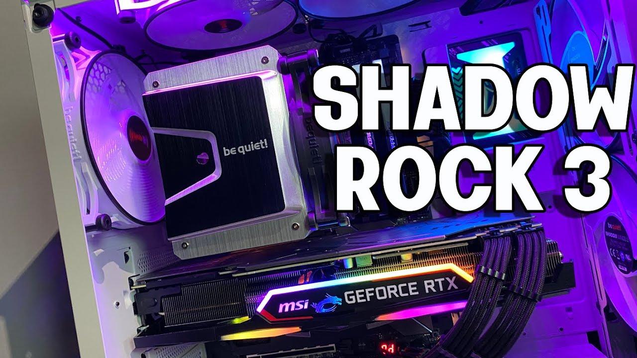 BeQuiet! SHADOW ROCK 3 - silent and effective