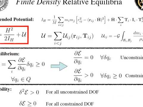 "D.Scheeres: ""Minimum energy configurations in Celestial Mechanics and..."
