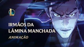 Baixar Irmãos da Lâmina Manchada   Animação Florescer Espiritual 2020 - League of Legends