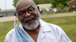 Raymond Gray released from Muskegon Correctional Facility