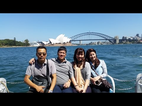 2014-11-22 Trip to Sydney Harbour, NSW, Australia