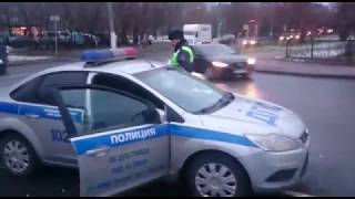 Месть за обращение. Доркин Борис Борисович,  чуть не задушил пешехода. 15.11.2017