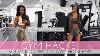 5 NEW Gym Hacks & Tips You Have To Know!