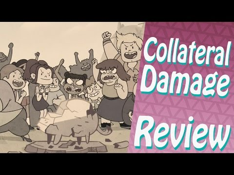 Star vs the Forces of Evil | Collateral damage | Temporada 2 Capítulo 20 a | Review