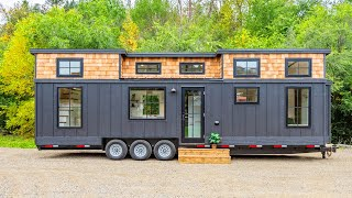 34 Modern Bohemian Tiny House On Wheels By Summit Tiny Homes | Viet Anh Design Home