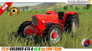 "[""BEAST"", ""Simulators"", ""Review"", ""FarmingSimulator19"", ""FS19"", ""FS19ModReview"", ""FS19ModsReview"", ""Guldner G75""]"