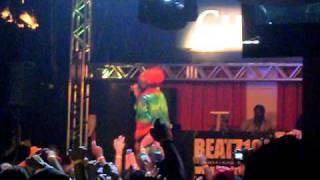 17 - Capleton - Cooyah Cooyah - Live In Costa Rica 2010.avi