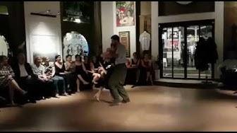 Tango Stars 2018, Birreria Bavarese, Bellinzona Adrian Ferreyra y Viginia Cutillo