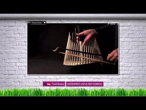 Ini Alat Musik Untuk Membuat Instrument Film Horror