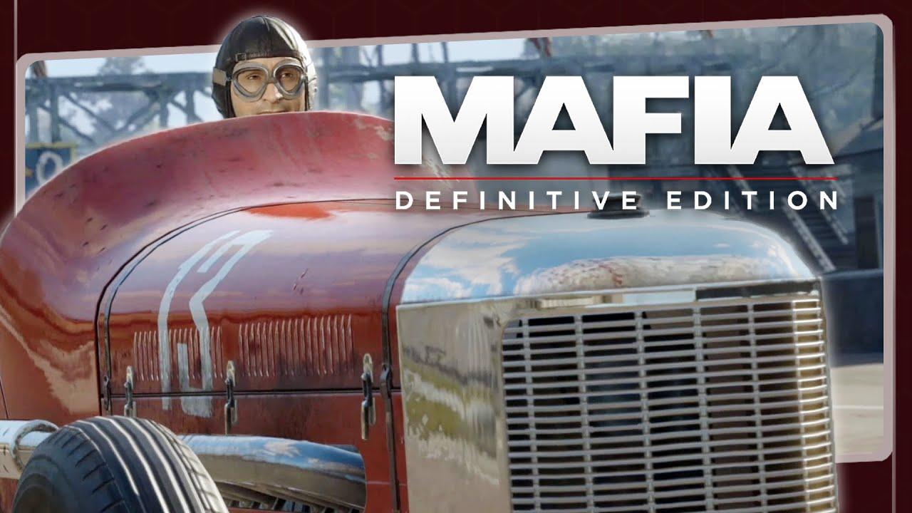 MAFIA: Definitive Edition #3 - Como Vencer uma Corrida de Carro! | Gameplay em Português PT-BR