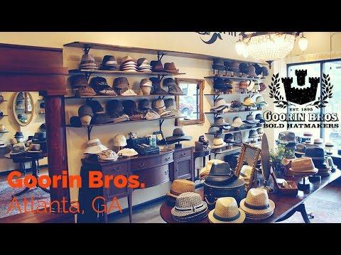 Goorin Bros. Hat Shop In Atlanta