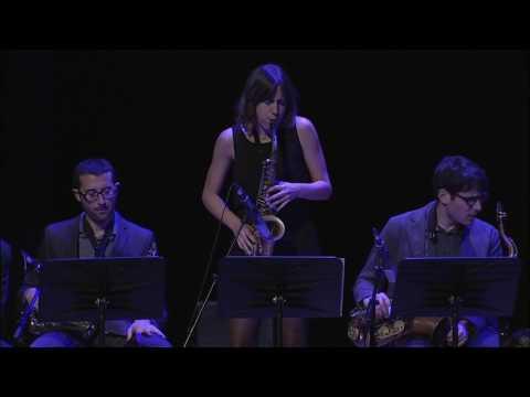 Andrea Motis + Big Band UJI Concierto Completo 2016