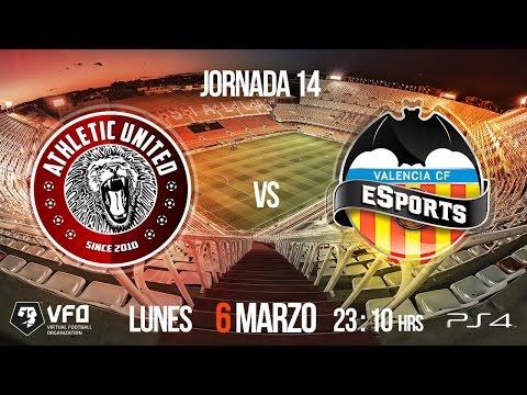 Athletic United - Valencia CF eSports | VFO Spain 1ªDivisión