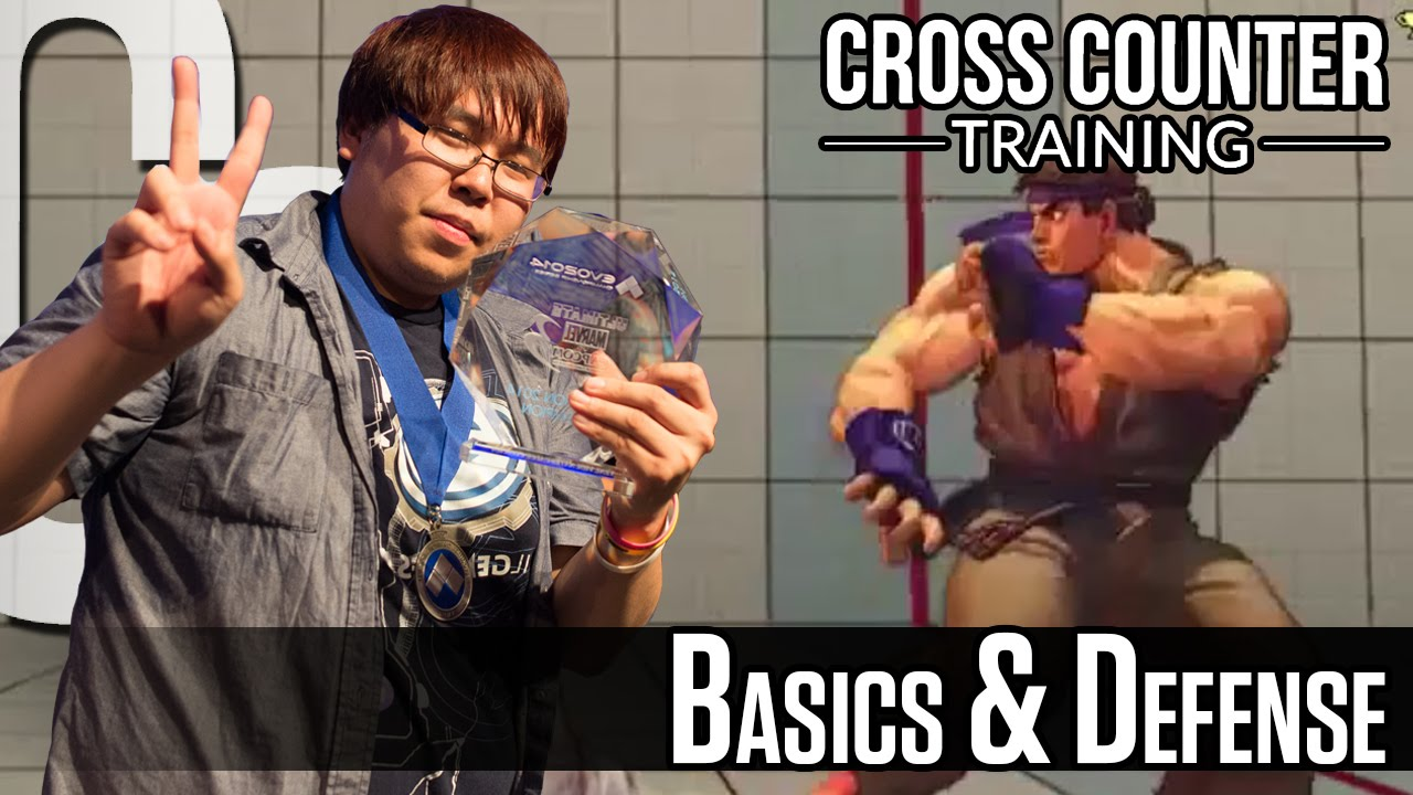 Cross Counter Training: Basics & Defense ft. EG.Justin Wong (@jwonggg)