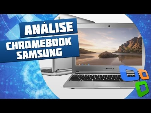 Samsung Chromebook [Análise] - Tecmundo