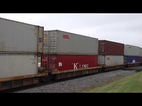 NORFOLK SOUTHERN TRAINS IN AUSTELL,GA. 9-10-2014