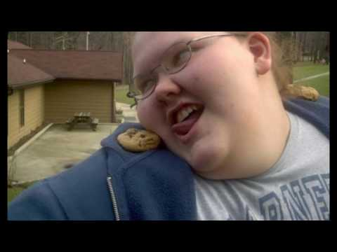 Fat People Like Eating Food!