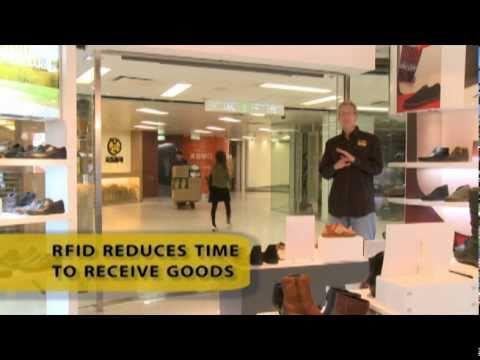 How RFID Benefits Retail Fashion: Host Louis Sirico