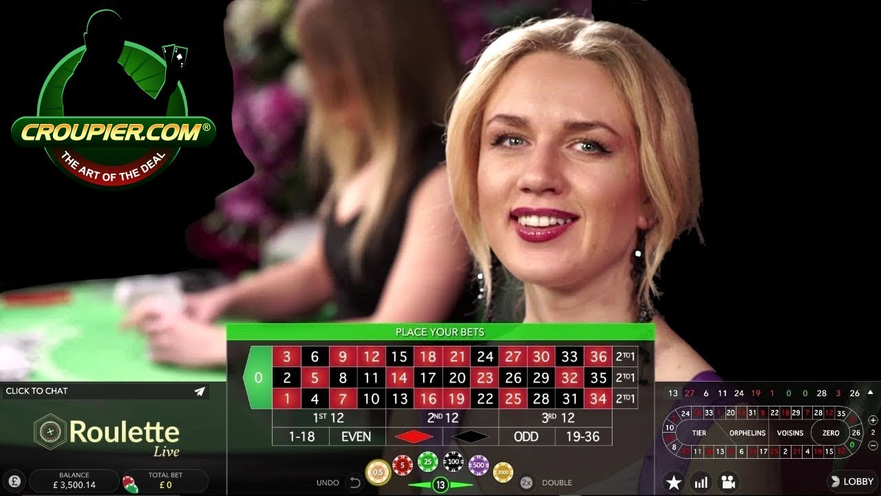 Live Roulette Dealer Vs 3 500 Real Money Play At Mr Green Online