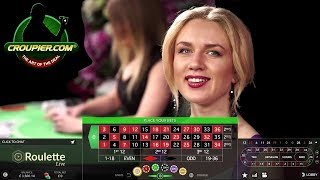 Live Roulette Dealer vs £3,500 Real Money Play at Mr Green Online Casino