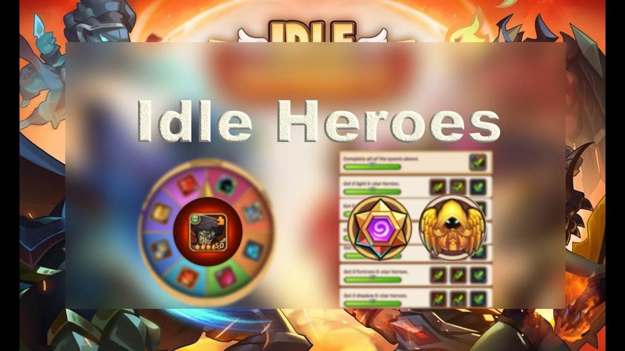Free casino idle heroes