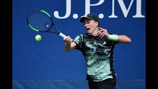 Tomas Berdych vs. Jenson Brooksby | US Open 2019 R1 Highlights