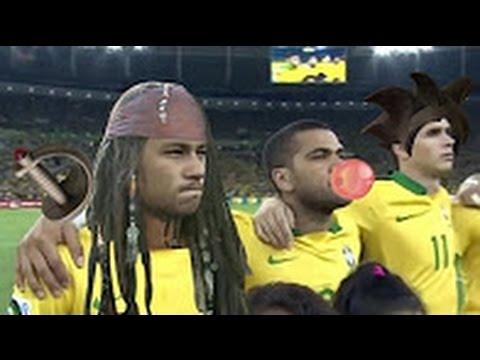 Montajes graciosos de futbol Part.2
