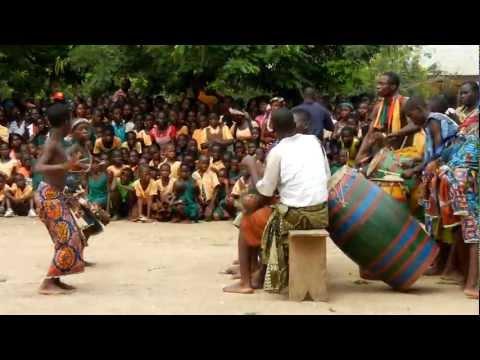 Cultural Festival in Adidome, Ghana