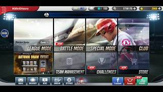 New Prime Player! Diamonds, upgrades, and more! MLB 9 innings 18