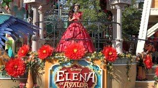 ºoº ディズニー カリフォルニア アドベンチャー アバローのプリンセス エレナ ウェルカムミュージカルショー Princess Elena's Musical Grand Arrival えれな 検索動画 21