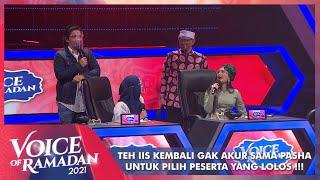 Download Debat! Mamah Iis Kembali Gak Akur Sama Pasha Untuk Tentukan Siapa Yang Lolos | VOICE OF RAMADAN 2021