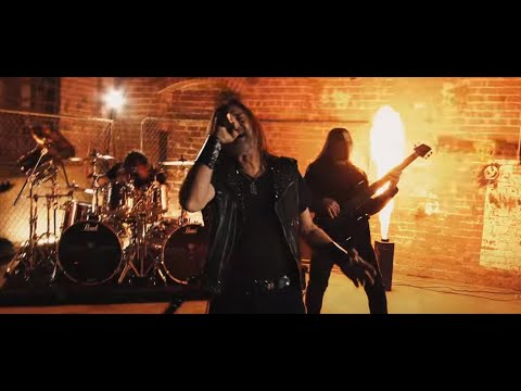 """Flotsam And Jetsam release music video for """"Brace For Impact"""" off album """"Blood In The Water"""""""