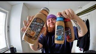 LUDWIG TESTAR : MONSTER KAFFE!!