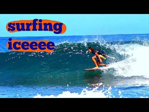 surfing Puerto Rico | Weekly Wade