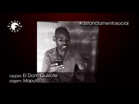 Distanciamento Social - El Dom Quixote | Rap 2