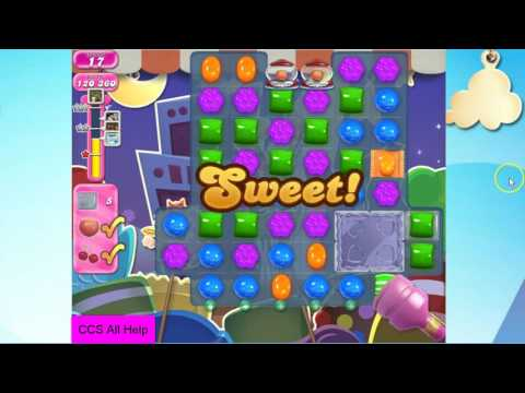Candy Crush Saga Level 2528 NO BOOSTERS Cookie