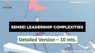 Sensei Leadership Complexities - 10 Mts version