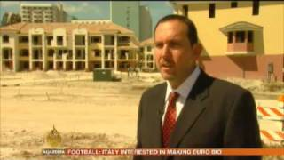 Florida hit by construction crisis 02 March 09