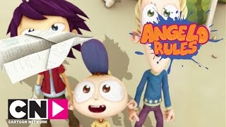 Angelo Rules | Rekor Denemesi | Cartoon Network Türkiye